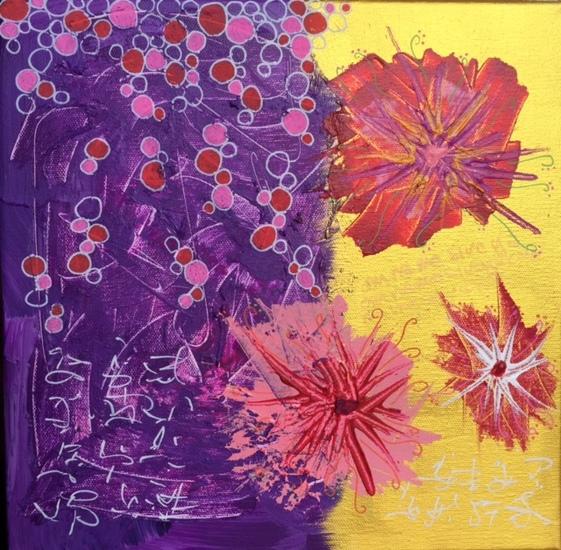 Andromedan Rose Purple