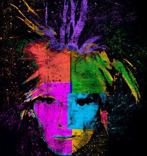 "Andy Warhol ""Crossed Colors"""