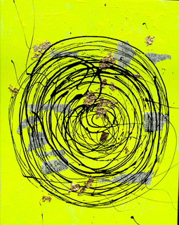 Bhur - dayglow yellow