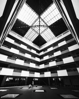 A Gigantic Hall