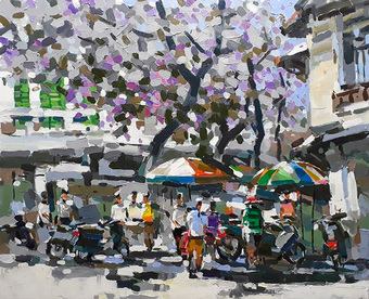 Hanoi Winter Day