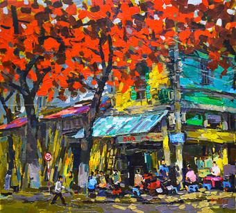 Hang Vai Street