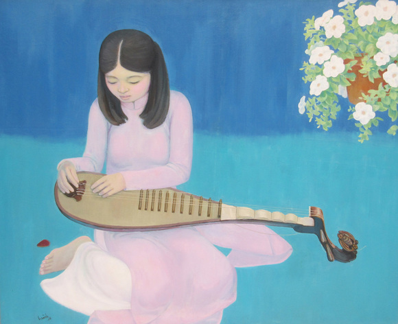 Lady and Music