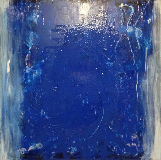 Still Life In Blue