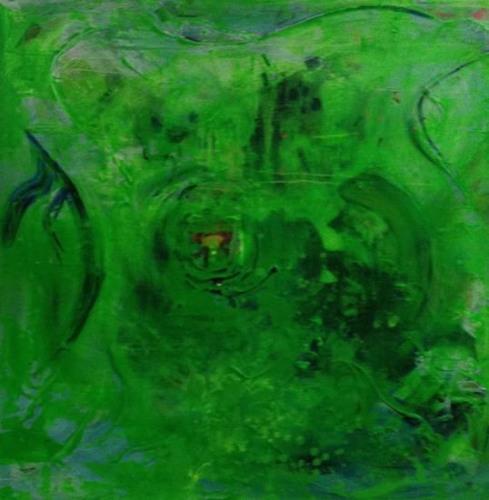 Still Life In Green