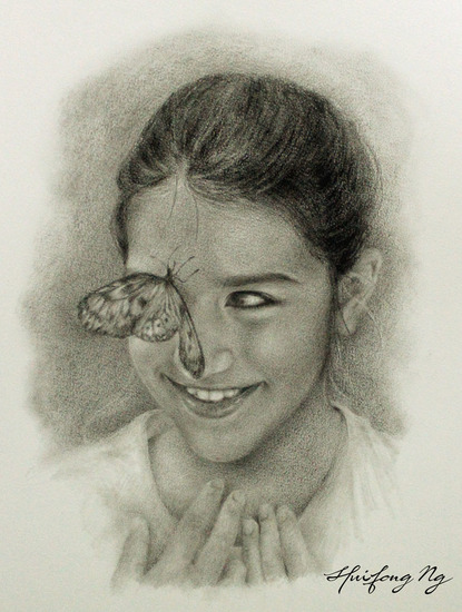 Beauty and the Butterfly 2