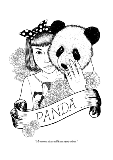 The Menagerie - Panda