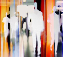 Human Blur XX