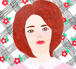 Portrait of Lily Jane Red Head