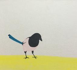 A korean magpie. no 1