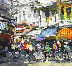 Hanoi's Alley