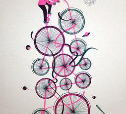 Biking To Space