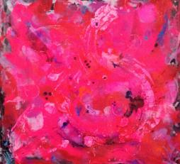 Still Life In Pink
