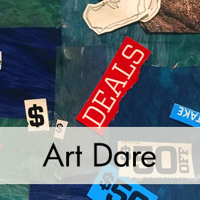 2018 April Art Dare