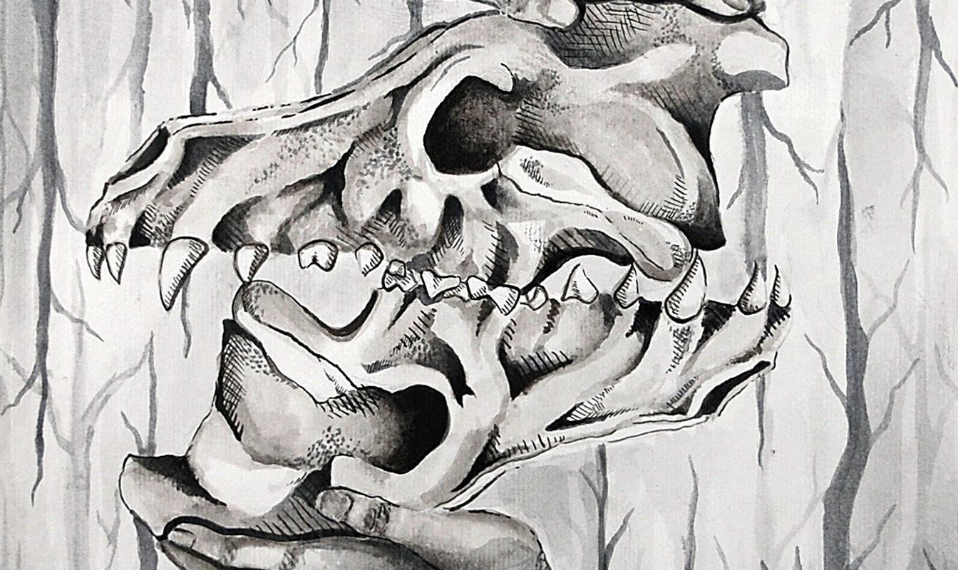 Art School Admissions Portfolio, Sofie Levin