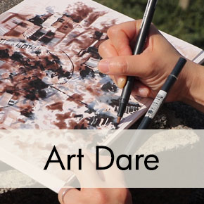 2018 May Art Dare