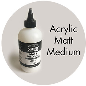 Winsor & Newton Acrylic Matt Medium