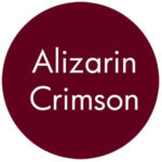 Art Supplies: Winsor & Newton Alizarin Crimson