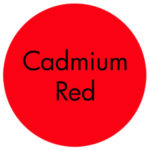 Art Supplies: Winsor & Newton Cadmium Red