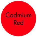 Art Supplies: Winsor & Newton Cadmium Red