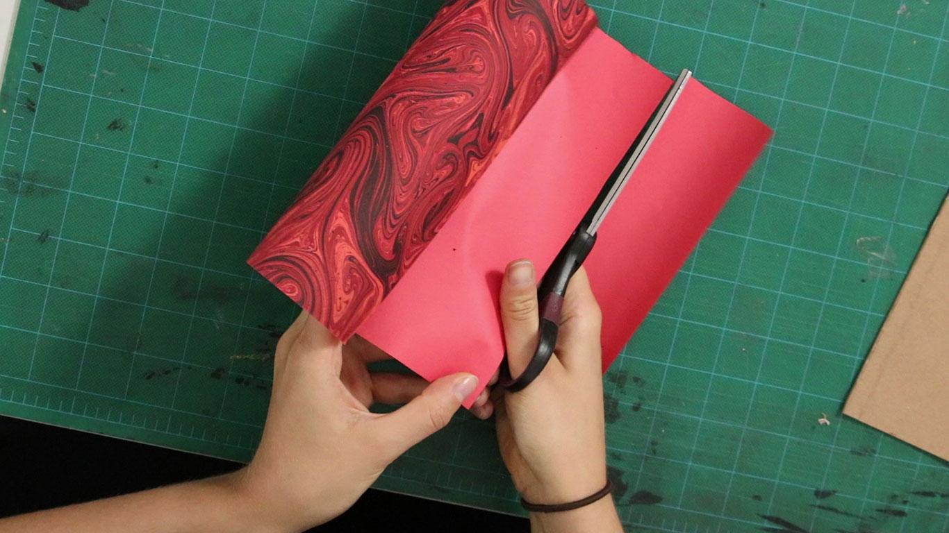 Bookbinding: Coptic Stitch