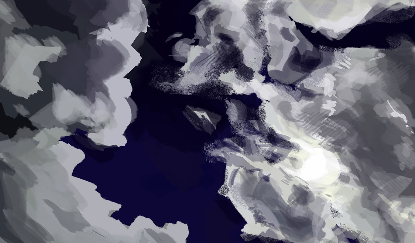 Digital Painting, Amelia Rozear