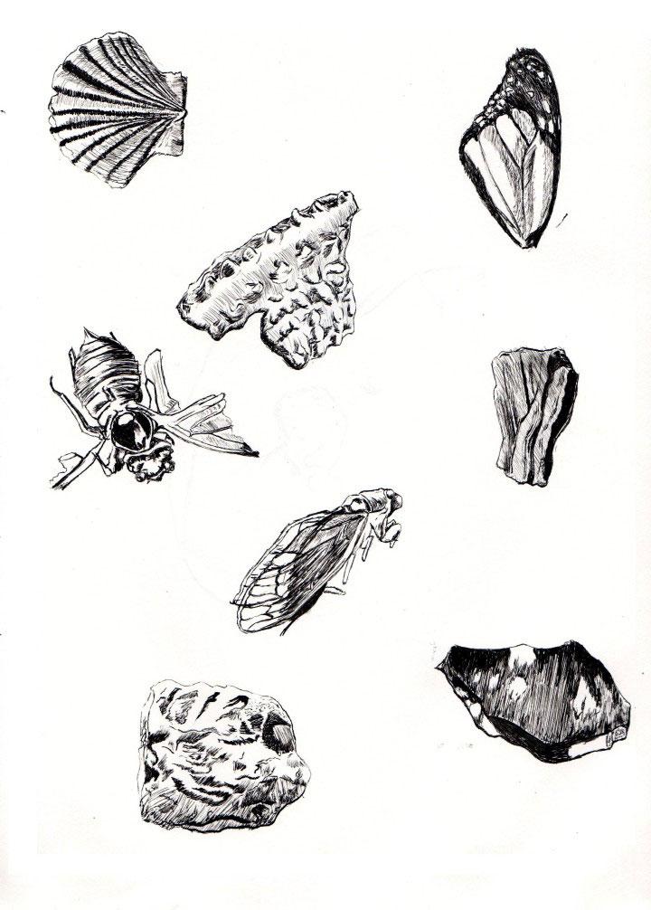 Jordan McCracken-Foster, Art School Portfolio