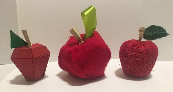 Mixed Media Sculptures, Amy Hollshwandner