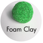 Clay House Art: Foam Clay