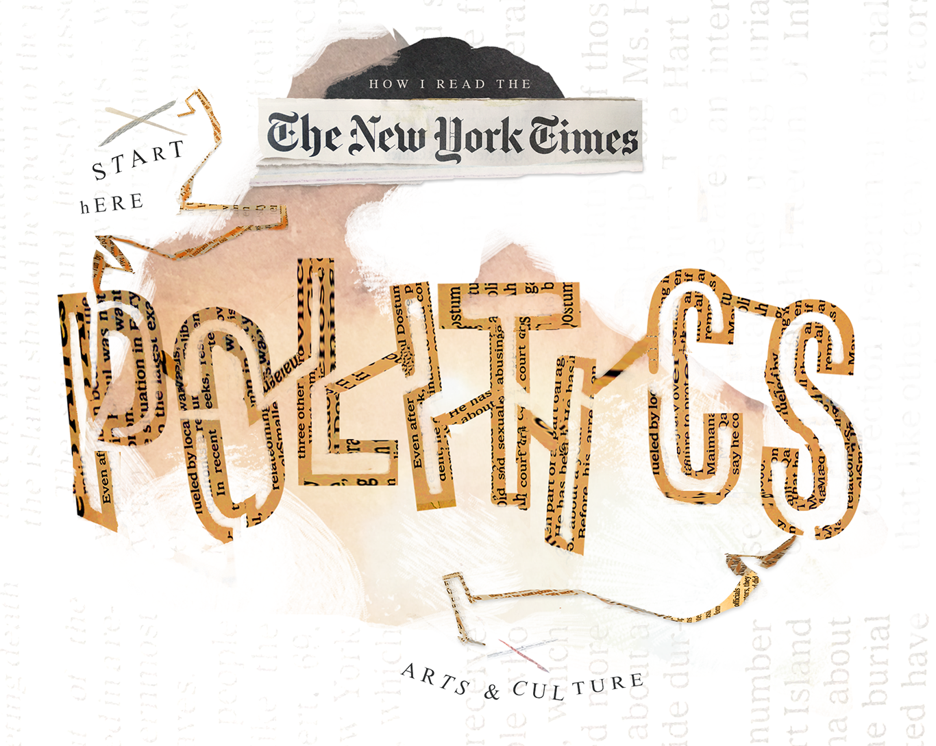 New York Times Collage, Eloise Sherrid