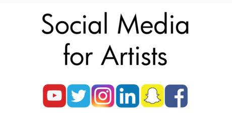 Social Media for Visual Artists