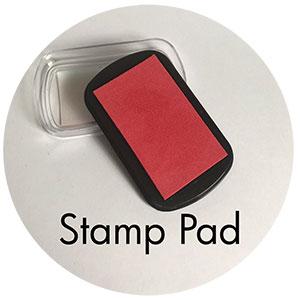 Art Supplies: Stamp Pad