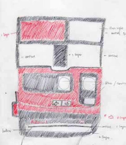 Brainstorming Sketches, Yaxin Zou