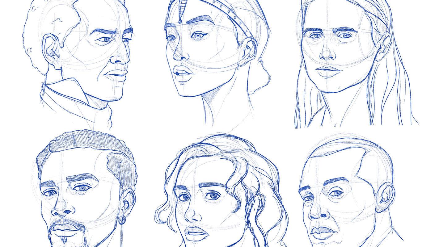Digital Illustration, Jordan McCracken-Foster