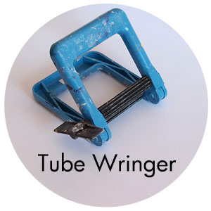 Art Supplies: Tube Wringer