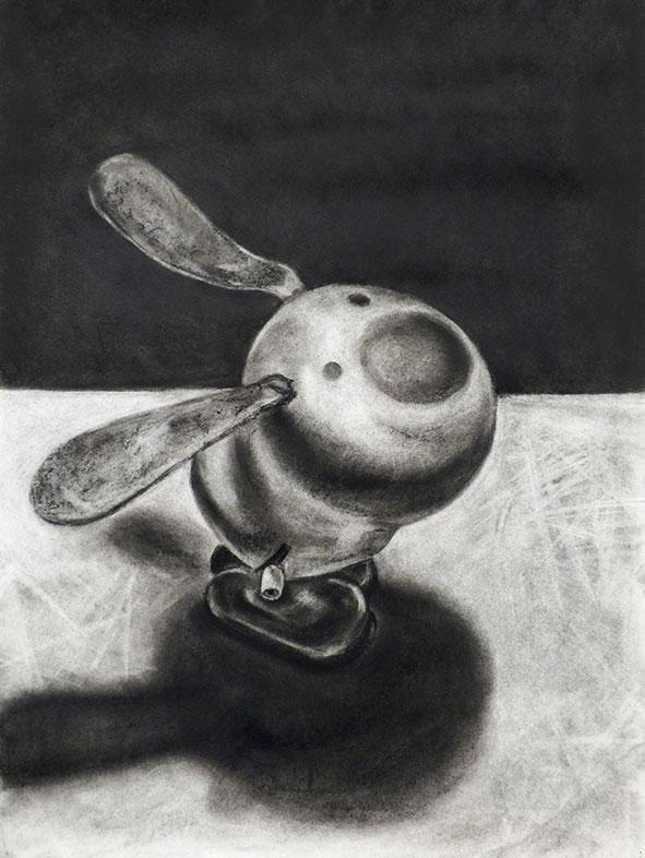 Art School Admissions Portfolio, Roye Zhang