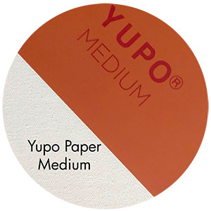 Art Supplies: Yupo Paper, Medium