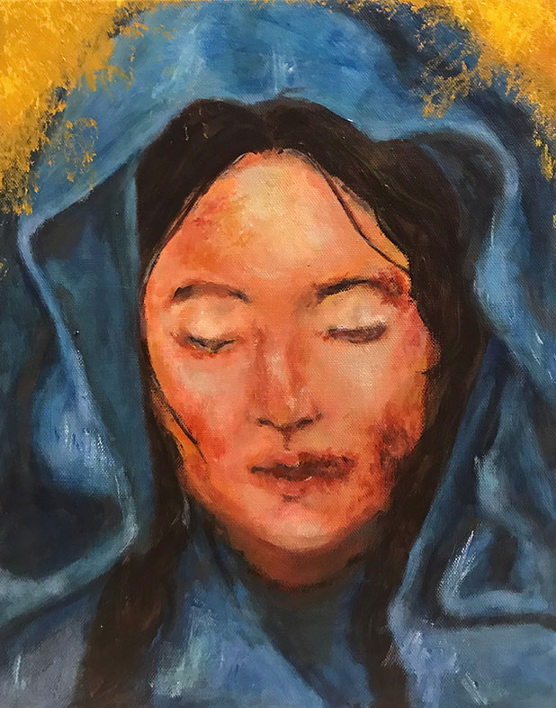 Art School Admissions Portfolio, Helen Lu