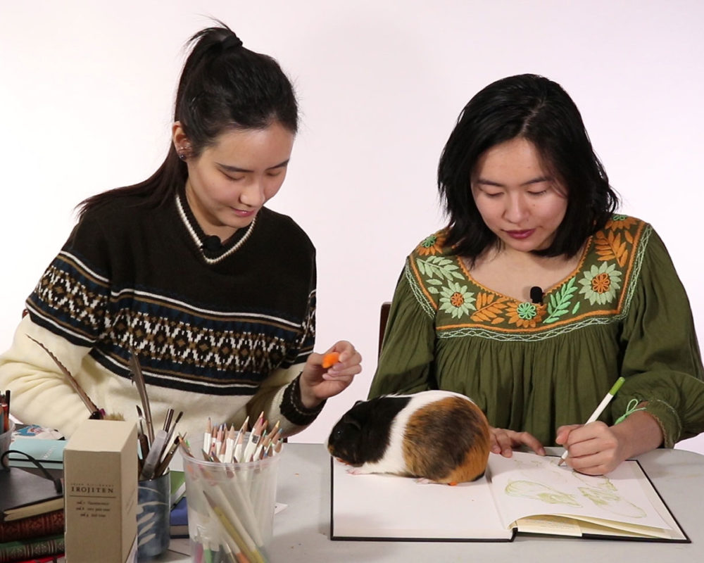 Cat Huang & Julie Benbassat
