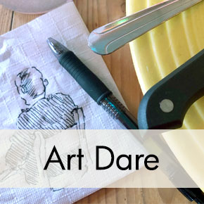 2019 May Art Dare
