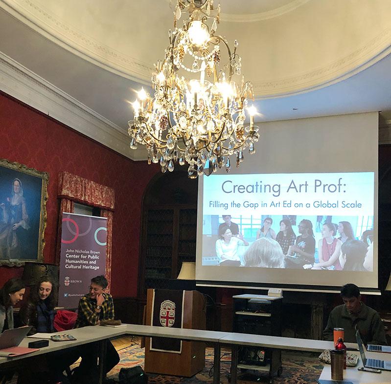 Lecture by RISD Adjunct Professor Clara Lieu, Brown University