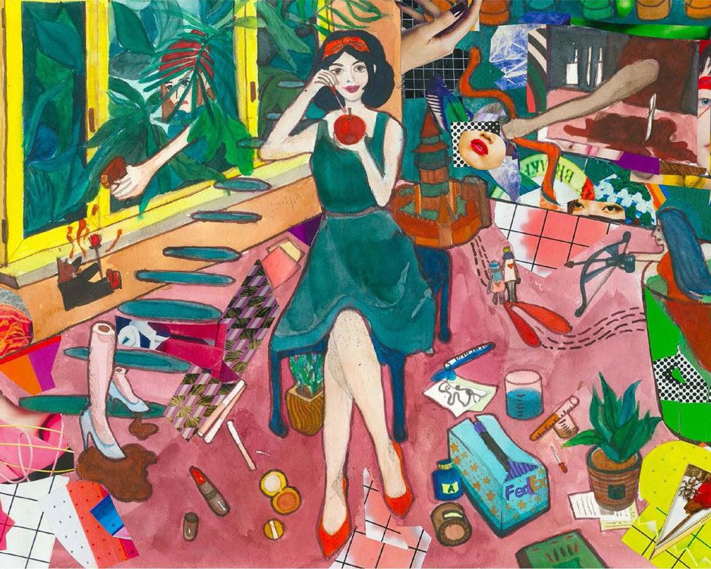 Art School Admissions Portfolio, Annabeth Tao
