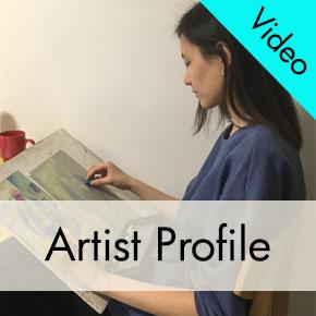 Cat Huang, Illustrator & Comics Artist