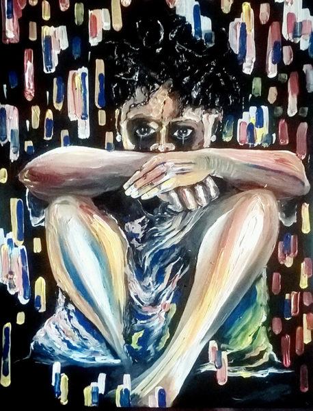 Figure Painting, Kateeba Joel