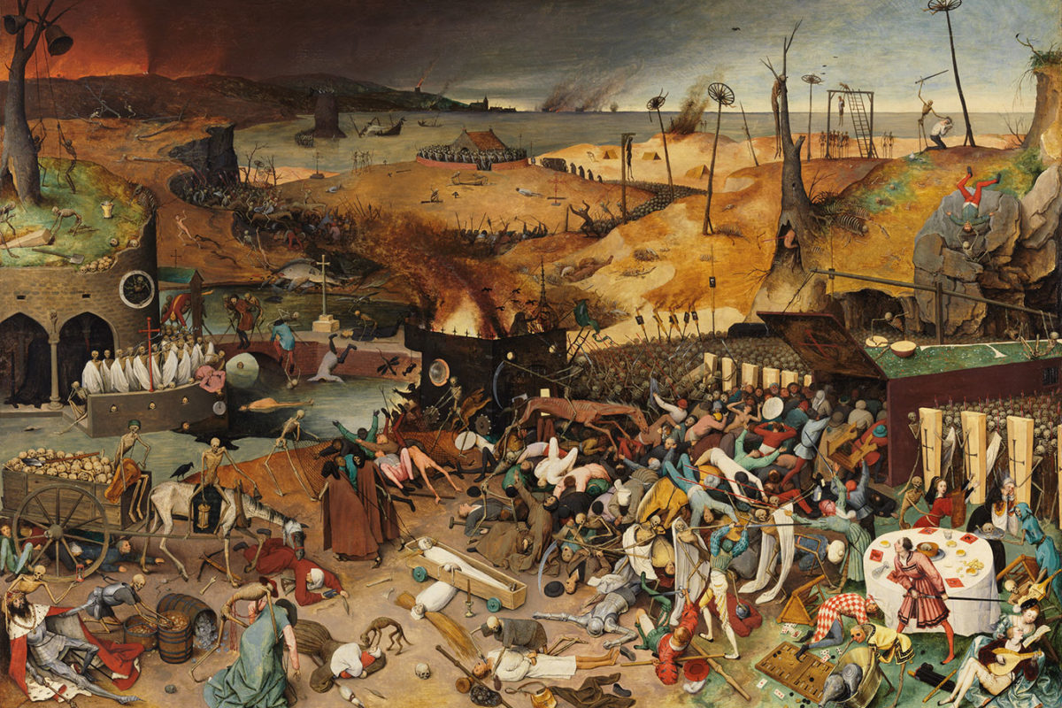 Pieter Bruegel the Elder, The Triumph of Death, 1562