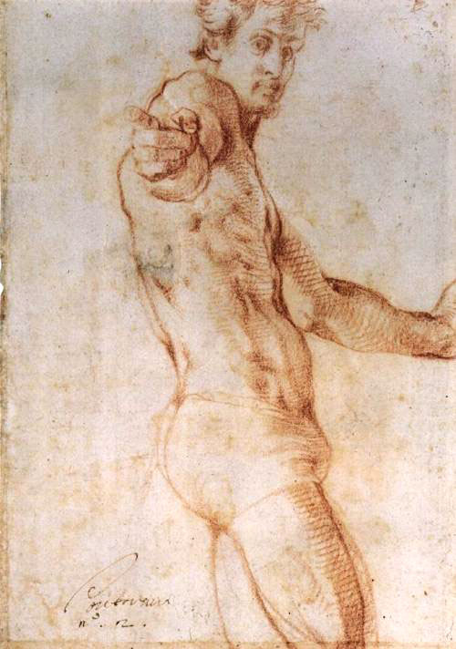 Pontormo, Self-Portrait, 1525