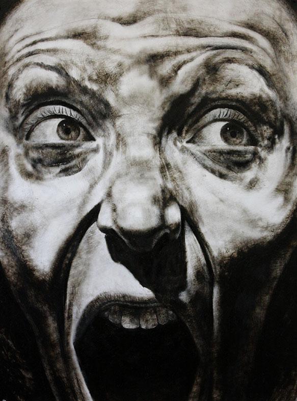 Self-Portrait No. 2, Clara Lieu