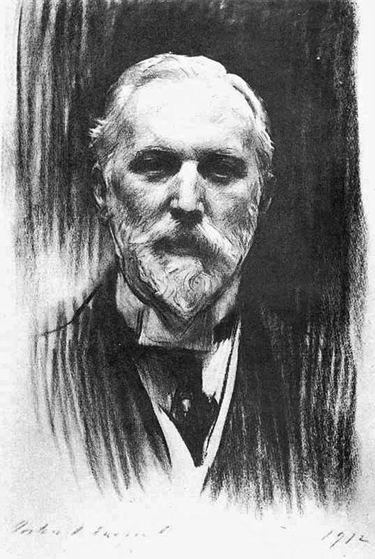 John Singer Sargent, Robert Henry Benson, 1912
