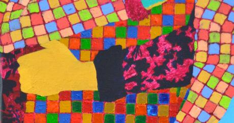 Acrylic Painting, Lauryn Welch