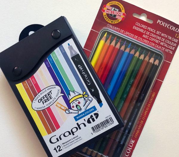 Art Supplies Art Dare Prize